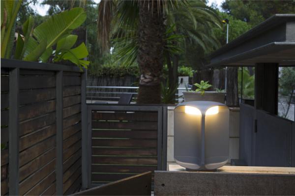 faro barcelona aconseja cmo iluminar de forma correcta terrazas y patios