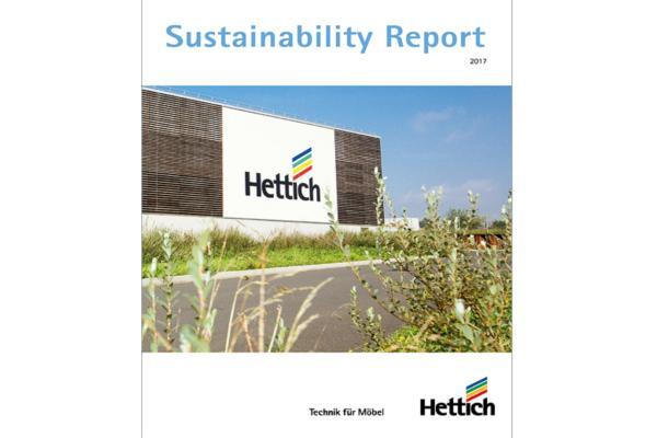hettich presenta el segundo informe de sostenibilidad