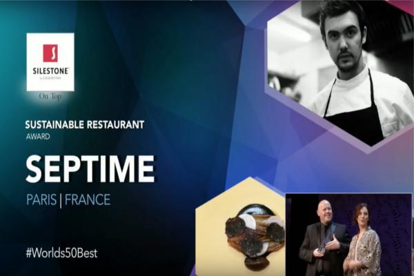 septime gana el premio restaurante sostenible 2017 patrocinado por silestone by cosentino