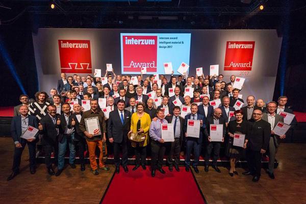 entregados los premios interzum 2017