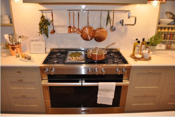 miele muestra su nueva gama de ranges cookers en casa decor