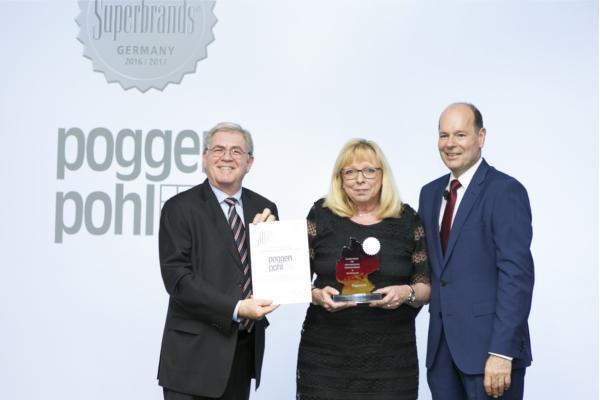 poggenpohl reconocida como marca fuerte en alemania