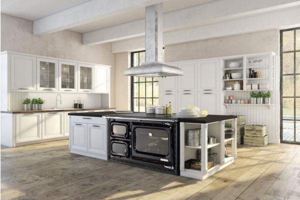 Cocina deva 100 isla una opci n diferente y atractiva - Lo ultimo en cocinas modernas ...
