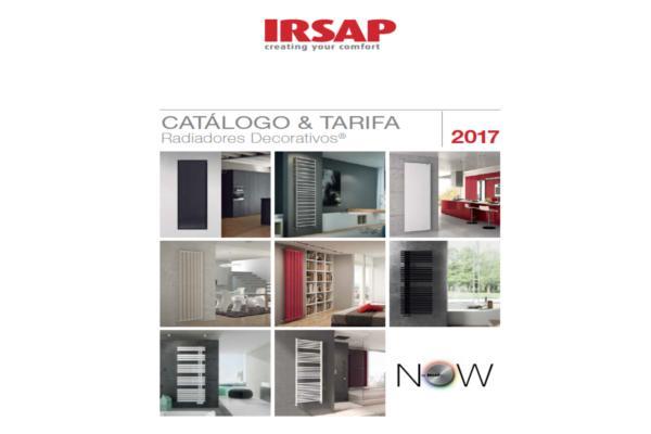 irsap presenta su nuevo catlogo amp tarifa 2017