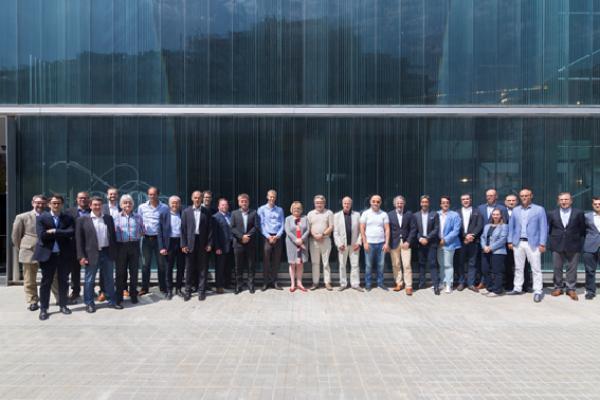 agrival respalda el foro europeo del bao y la iniciativa water label