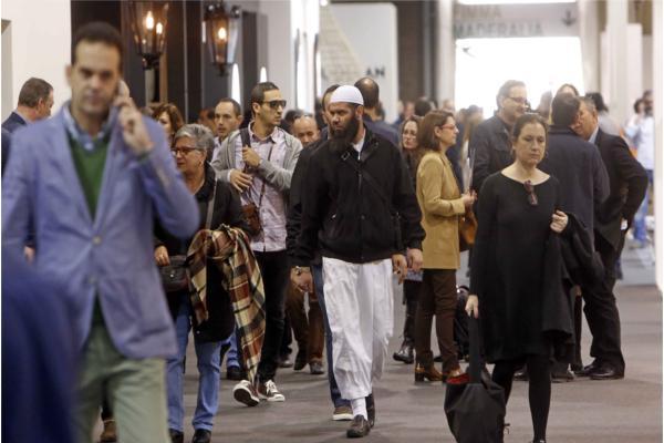 feria hbitat valencia acoger a compradores de 45 pases