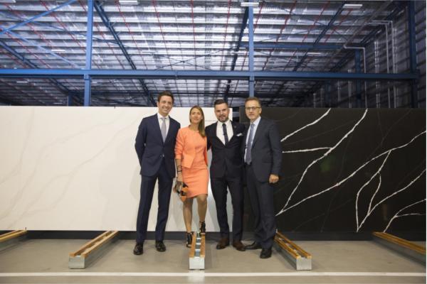 grupo cosentino abre dos nuevas instalaciones en asiapacfico nbsp