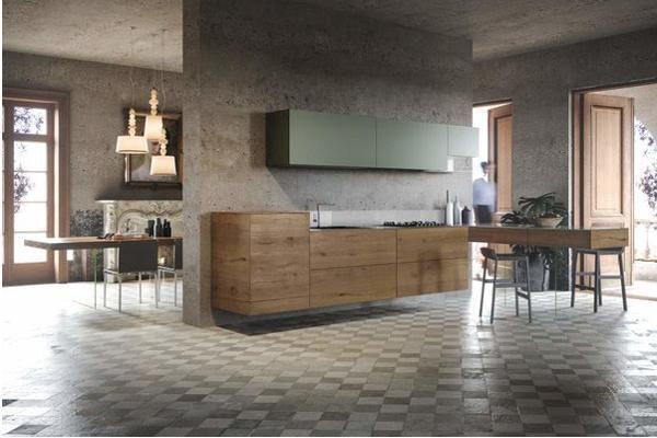 modular y funcional la nueva coleccin de cocinas lago est diseada en torno a ti