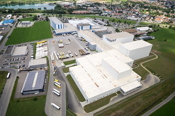el nuevo centro logstico de geberit ha entrado en funcionamiento