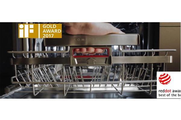 un nuevo galardn para el lavavajillas comfortlift de aeg