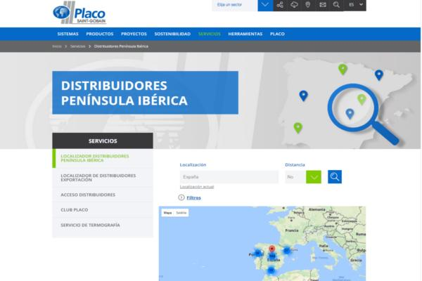 saintgobain placo estrena pgina web con un diseo ms visual y amigable