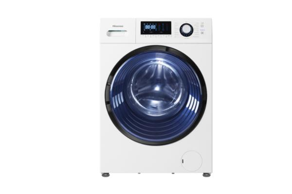 la tecnologa power jet wash de las lavadoras hisense inyecta detergente y agua para eliminar la suciedad