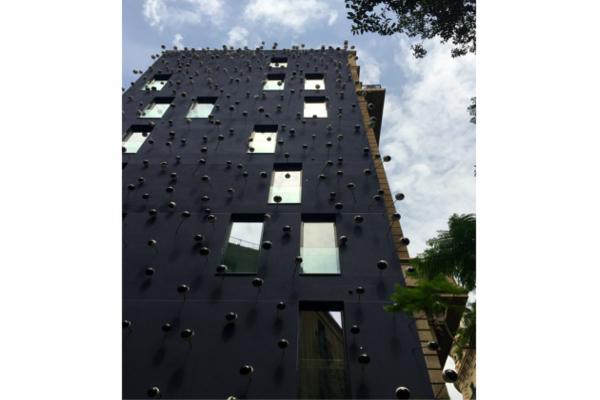 weber saintgobain en la rehabiltacin de la fachada del hotel ohla barcelona