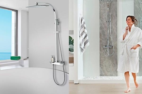 las duchas teka para hacer del bao diario una autntica experiencia