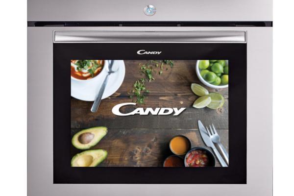 candy reinventa el horno con el sistema watchamptouch
