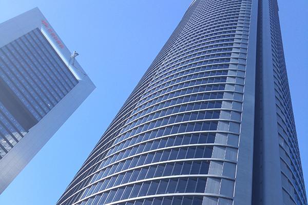 hay un centenar de edificios inteligentes en espaa