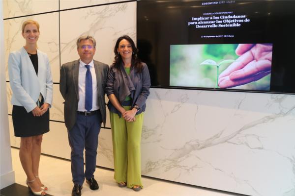 grupo cosentino presenta el primer informe de sostenibilidad en instagram