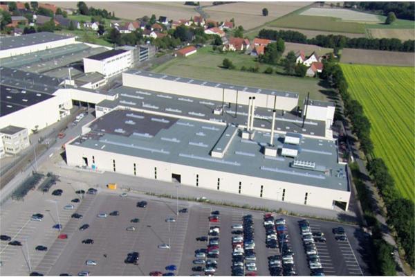 kessebhmer pone en marcha una nueva planta de galvanizado