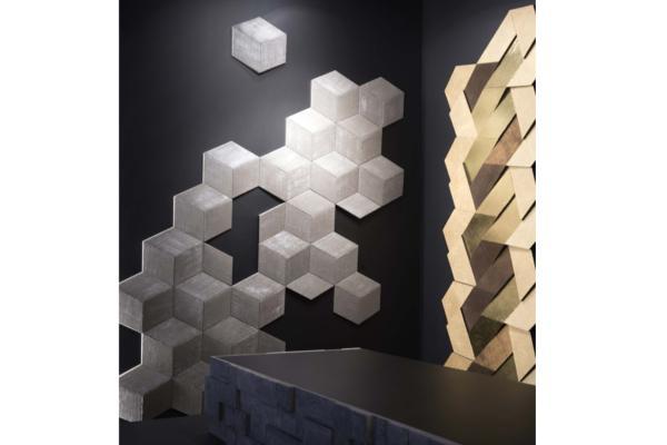paredes atrevidas con las figuras geomtricas de orac decor