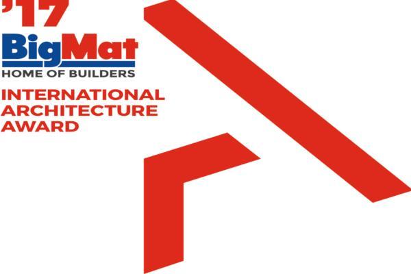el premio arquitectura internacional bigmat entra en su recta final