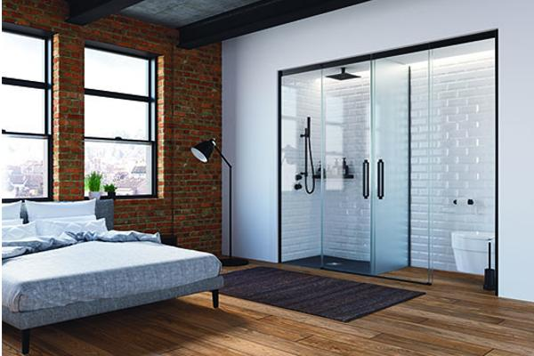 profiltek presentar sus novedades para el espacio de ducha en el saln idobain pars 2017