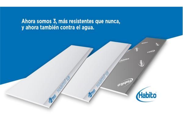 saintgobain placo ampla la gama habito con dos nuevas placas de yeso laminado