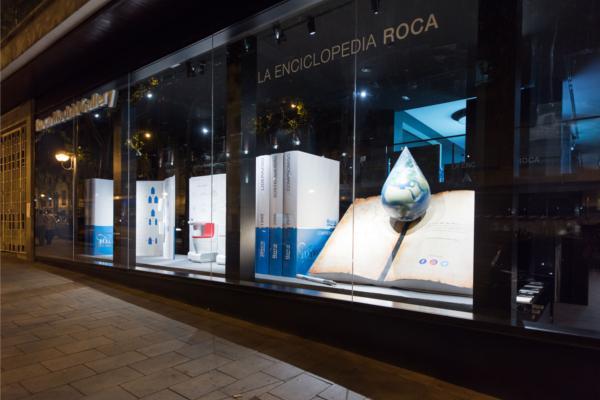 la sostenibilidad protagonista del escaparate del roca madrid gallery