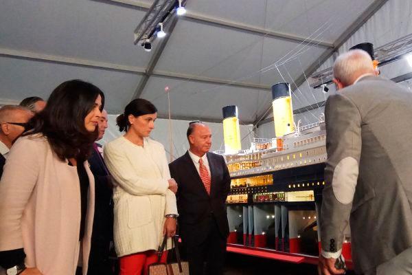 bathco reconstruye los baos del titanic