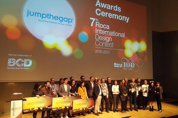 innovacin y sostenibilidad en el bao ejes del concurso de diseo internacional jumpthegap
