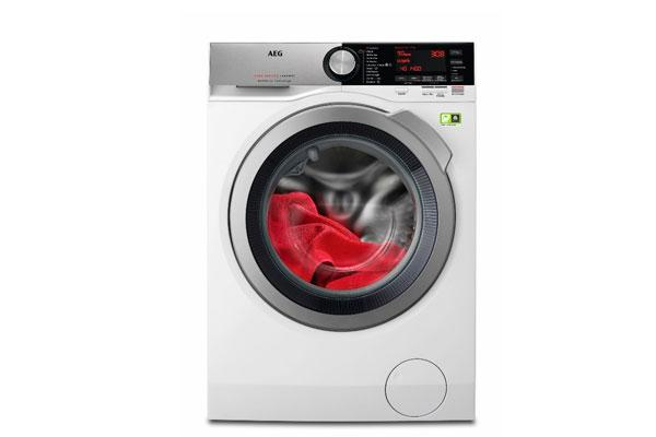 la lavadora de la serie 9000 de aeg premio interiores 2017 a la innovacin tecnolgica