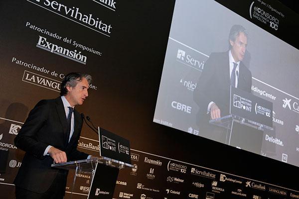 el ministro de fomento inaugura la 21 edicin de barcelona meeting point