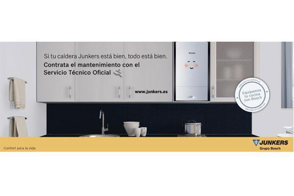 junkers sortea un equipamiento de cocina entre sus clientes