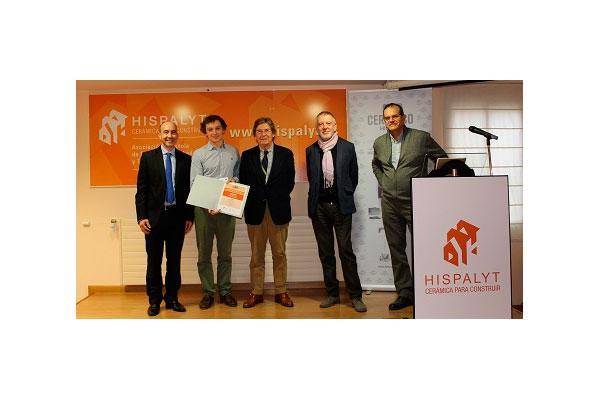 hispalyt entrega sus premios del concurso de proyectos