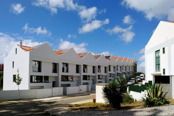 sfa sanitrit en un proyecto de 17 villas de alto standing de portugal