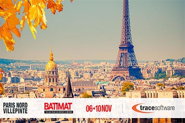 trace software international participa en batimat