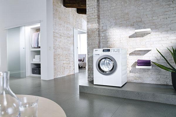 speedcare y active un nuevo concepto de lavadoras y secadoras de miele