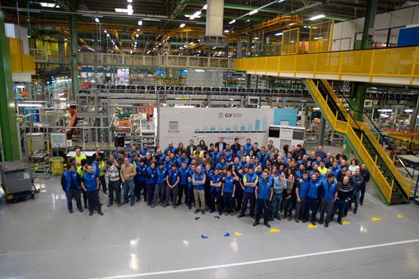 bsh alcanza la produccin de 1 milln de lavavajillas compactos en su fbrica de navarra