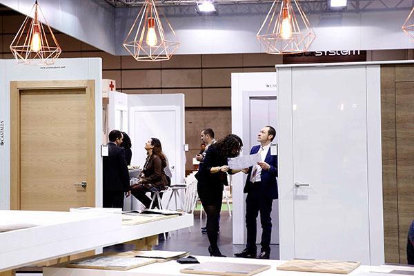 los fabricantes de puertas volvern a estar representados en maderalia