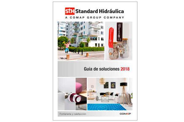 standard hidrulica presenta su nuevo catlogo de fontanera y calefaccin 2018