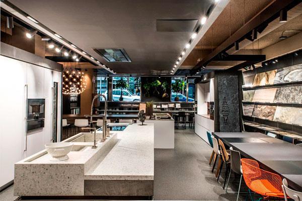 azul acocsa inaugura un nuevo showroom para profesionales de la arquitectura interiorismo y construccin
