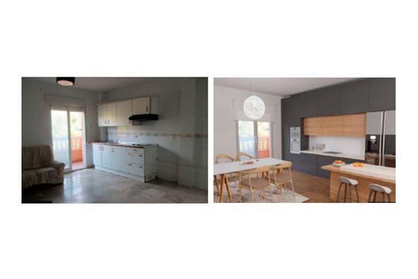 casaktuacom permite ahora decorar virtualmente la vivienda