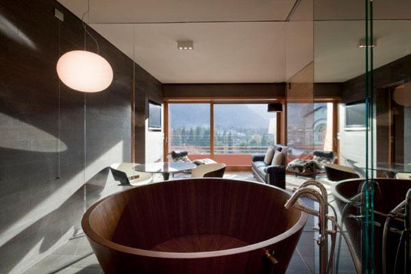 el hotel milano alpen resort meeting amp spa un refinado oasis de relax en alta montaa