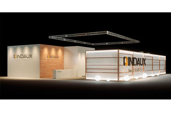 indaux asiste a maderalia 2018 con productos de gran funcionalidad y seguridadnbsp