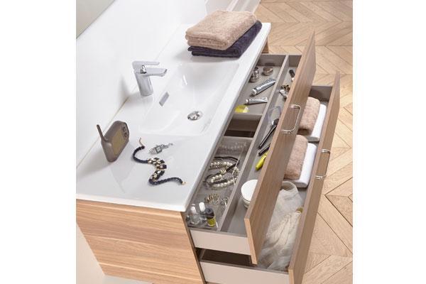 los muebles auxiliares son la mejor eleccin para optimizar el espacio en el bao