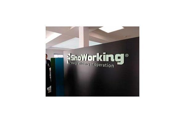 pladur colabora con el proyecto showorking a favor de la rehabilitacin eficiente