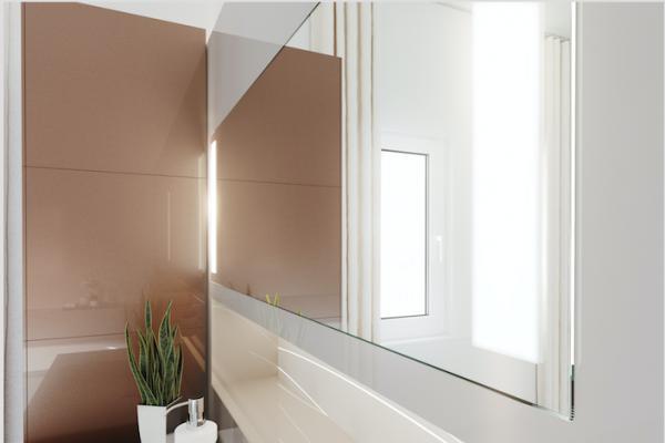 rauvisio crystal mirror un innovador laminado con efecto espejo y mltiples posibilidades decorativas
