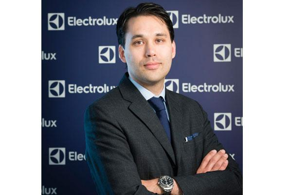 alexander pierrou nuevo director general de electrolux iberia