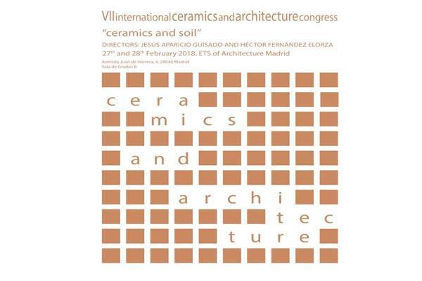 cermica y suelo tema central de la cuarta edicin del vii congreso internacional de cermica y arquitectura