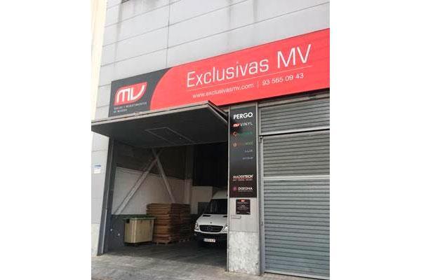 exclusivas mv nuevo distribuidor oficial bona para barcelona