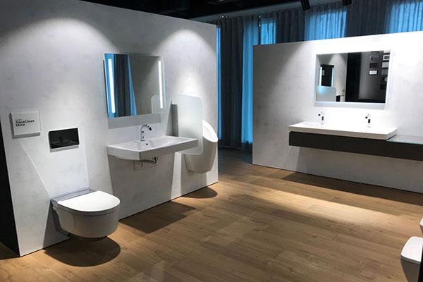 geberit inaugura nuevo showroom en barcelona